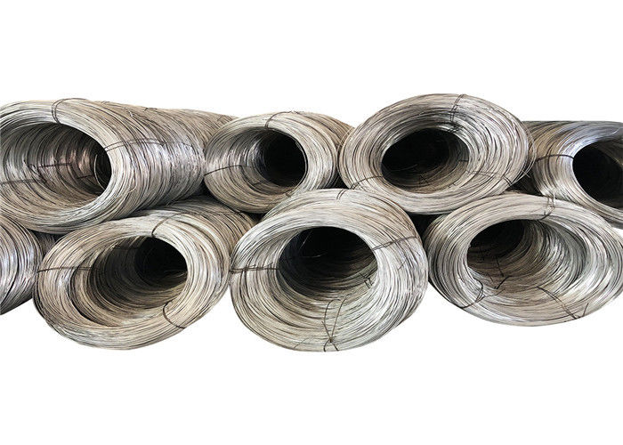 Anti Rust 1.6-3.0mm Galvanized Iron Wire For Razor Wire Fencing And Mesh